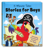 Five Minute Tales Stories for Boys