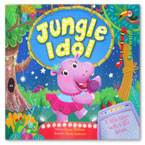 Jungle Idol Storybook (A Little Hippo With a Big Dream)