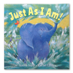 Just As I Am! Story Book