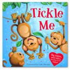 Tickle Me Story Book (Big Tickels, Small Tickels, anywhere-at-all tickles!)