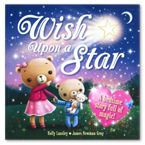 Wish Upon a Star Story Book (A bedtime story full of magic)