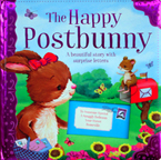 The Happy Postbunny Storybook (A Beautiful Story with Surprise Letters)