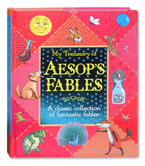 My Treasury of Aesop Fables