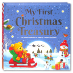 My First Christmas Treasury Story Book (The Perfect Collection of Tales For a Festive Storytime)