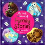 (SALE!!) My First Treasury of Family Stories with 4 Special Tales to Share
