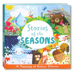 Stories of The Seasons Book (A Treasury of Nature Stories)