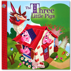 The Three Little Pigs Little Classics Story Book