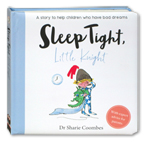 Sleep Tight, Little Knight Story Board Book - No More Worries Series (A Story to Help Children Who Have a Bad Dreams)