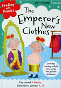 The Emperor's New Clothes - Reading with Phonics Story Book (key sound: I-blends)