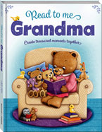 Read to me Grandma Storybook - Create Treasured Moments Together