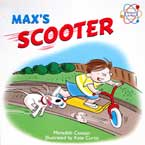 Max's Scooter Science at Play Story Book - My First Science Book about Forces