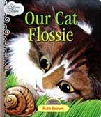 Our Cat Flossie Silver Tales Story Book
