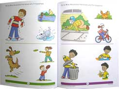 School Zone THINKING SKILL - A Get Ready Book (Ages 4-6)