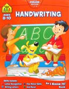 School Zone Handwriting - An I Know It! Book (Ages 8-10)