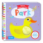 My First Touch and Find Park Board Book With Big Flaps