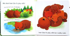 What Does Bear Like? Touch & Feel Board Book (Full of Fun Textures to Explore!)