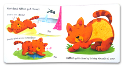 What Does Kitten Like? Touch & Feel Board Book (Full of Fun Textures to Explore!)