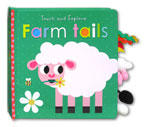 Farm Tails Touch and Explore Board Book