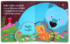 Petite Boutique Night, Night, Little One Board Book