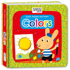 Touch, Explore and Learn – Colors Board Book