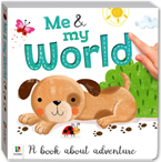 Me & My World Board Book - A Book About Adventure