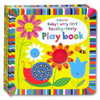 Usborne Baby's Very First Touchy-Feely Play Book