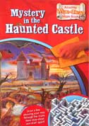 Mystery in the Haunted Castle Amazing Wipe Clean Maze Book